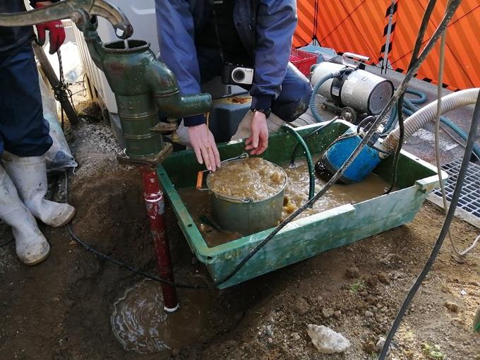 井戸を掘るメリット・費用